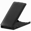 Чехол книжка для Sony Xperia M5 UpCase Черный