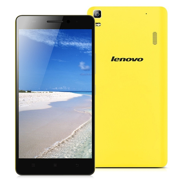 Lenovo K3 Note Yellow