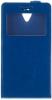 Чехол книжка для Lenovo A5000 Flip Slim AW Skinbox синий