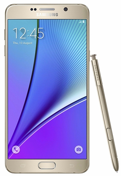 Samsung Galaxy Note 5 32gb Dual Sim LTE SM-N9208 Gold