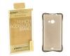 Силиконовый чехол для Samsung Galaxy S4 mini Duos GT-I9192 KweiCase Fashion серый
