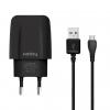Сетевое зарядное устройство Nobby 011-001 2 USB 3.4A Black