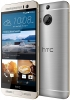 HTC One M9 Plus Gold on silver