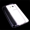 Силиконовый чехол для Samsung Galaxy Core 2 SM-G355H TPU 0.5мм прозрачный глянцевый