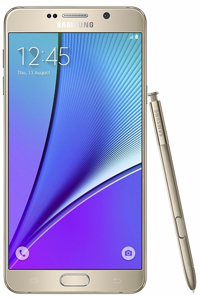 Samsung Galaxy Note 5 32gb Duos LTE N9200 Gold