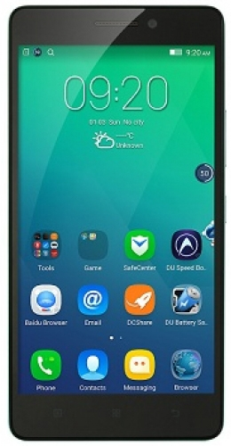 Lenovo K3 Note Blue