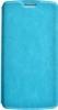 Чехол книжка для Lenovo A2010 Skinbox Lux Синий