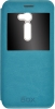 Чехол книжка для Asus ZenFone 2 ZE500CL Skinbox Lux AW Синий