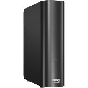 Western Digital WDBACG0020HCH-EESN My Book Live 2TB Black