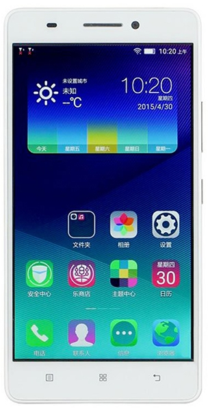 Lenovo S8 A7600 8Gb White