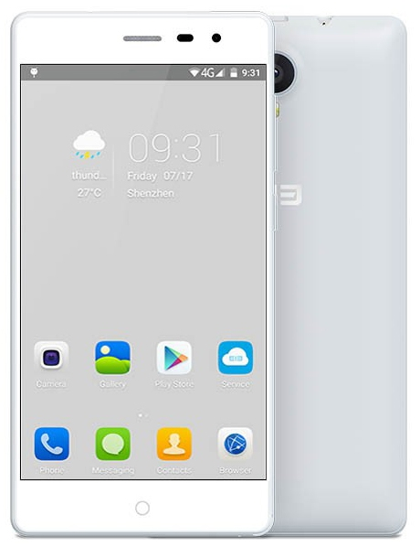 Elephone Trunk White