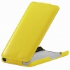 Чехол книжка для Lenovo S60 UpCase Желтый