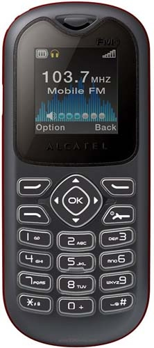 Alcatel OneTouch 208 Dark Grey