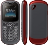 Alcatel OneTouch 208 Deep Red
