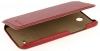 Чехол книжка для HTC Desire 300 Tetded Dijon II LC горизонтальный Red