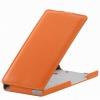 Чехол книжка для Lenovo K3 Note UpCase Оранжевый