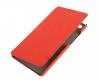 Чехол книжка для Huawei P8 Lite UpCase Красный боковой