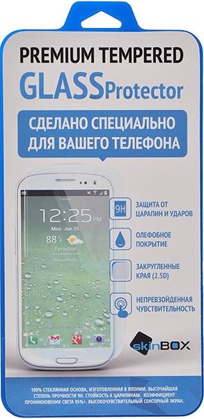 Skinbox Защитное стекло для Huawei Nexus 6P 0.3 мм 2.5D