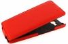 Чехол книжка для Huawei Honor 3X Armor Case Full Красный