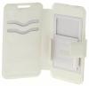 Чехол универсальный для смартфонов 3.5-4.2 дюйма iBox Slider Universal Белый