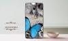 Силиконовый чехол для Lenovo Vibe X3 Lite Чехольчикофф Бабочка