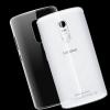 Силиконовый чехол для Lenovo Vibe X3 Чехольчикофф Прозрачный