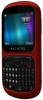 Alcatel OT-813D Spicy Red