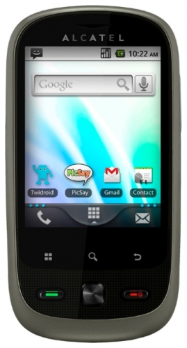 Alcatel OT-890 Steel Gray
