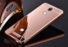 Чехол накладка для Xiaomi Redmi Note 3 Чехольчикофф Премиум Розовый