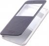Чехол rкнижка для Samsung Galaxy S6 SM-G920F Skinbox Lux AW черный
