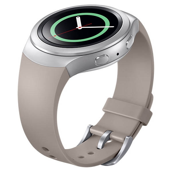Ремешок для Samsung Gear S2 R720 ET-SUR72MUEGRU Light Gray