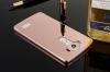 Чехол накладка для LG V10 H961 Чехольчикофф Премиум Розовый