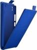 Чехол книжка для Lenovo K3 Note Skinbox Flip Case синий
