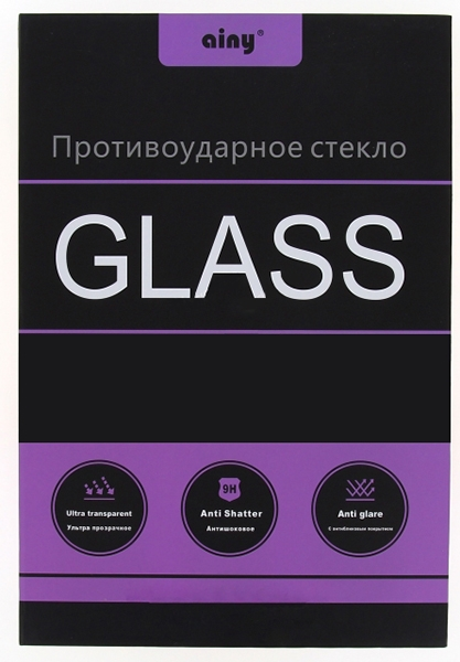 Ainy Защитное стекло для Apple iPad Pro 12.9 0.33 мм