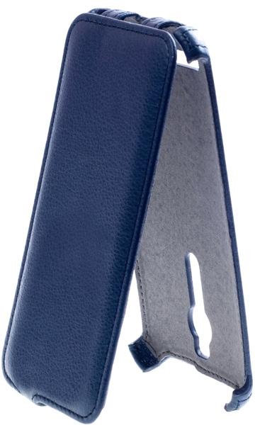 Asus для ZenFone 2 ZE551ML Prime Flip Crab синий