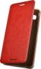 Чехол книжка для LG Nexus 5X H791 Skinbox Flip Slim красный