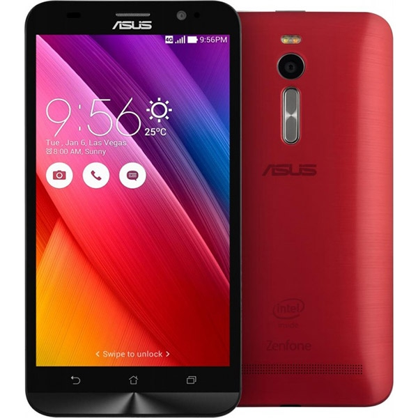 Asus ZenFone 2 ZE551ML 16Gb Ram 4Gb Red