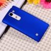 Чехол накладка для LG G4c H522Y Skinbox Shield 4People Синий