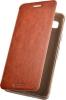 Чехол книжка для LG Nexus 5X H791 Skinbox Lux Коричневый