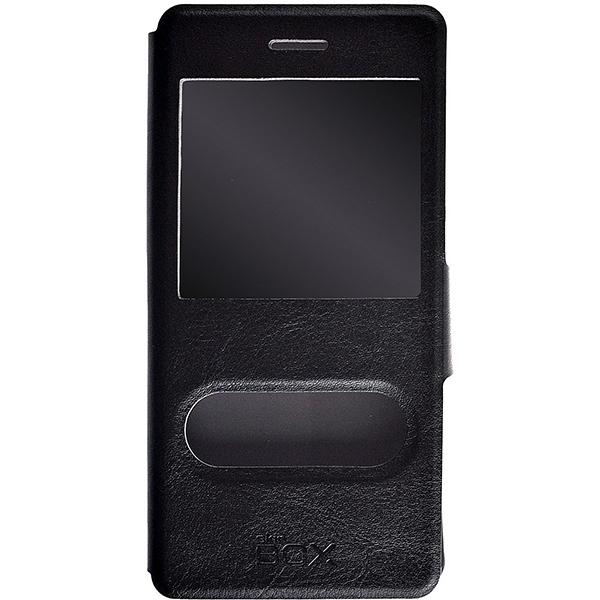 Skinbox для Huawei P8 Lite Lux AW Черный
