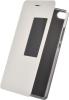 Чехол книжка для Huawei P8 Skinbox Lux AW Белый
