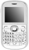 Alcatel OT385D Chrome White