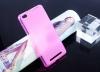 Силиконовый чехол для Xiaomi Redmi 3 Чехольчикофф Розовый