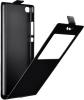 Чехол книжка для Huawei P8 Skinbox Flip Case AW Черный