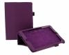 Чехол книжка для iPad mini with Retina Display Фиолетовый флотер