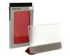Чехол книжка для Apple iPad Mini 4 Trans Cover Красный