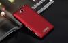 Чехол накладка для Sony Xperia C C2305 Skinbox Shield Красный