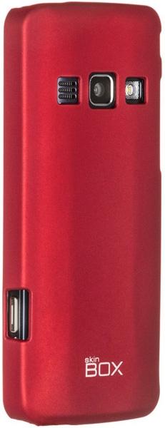 Skinbox для Samsung S5610 Shield 4People Красный