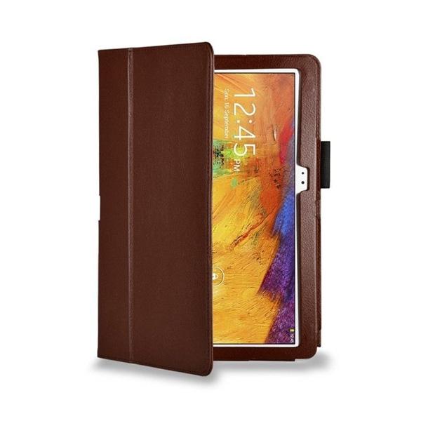 Skinbox для Samsung Galaxy Note 10.1 2014 Edition P6000 Standard Коричневый