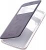 Чехол книжка для Samsung Galaxy Grand 2 SM-G7102 Skinbox Lux Aw Черный